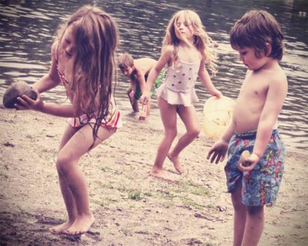 Los padres influyen en que los hijos practiquen más ejercicio