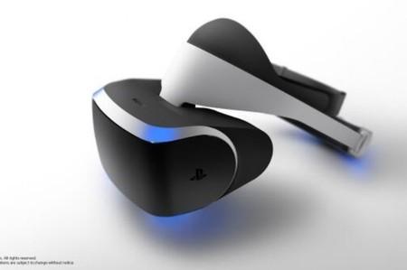 """Sony revela su proyecto """"Morpheus"""", el sistema de realidad virtual para el PS4"""