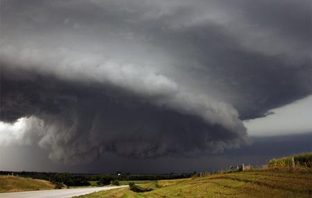 Lo único 'perfecto' del domingo fue la tormenta