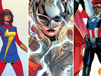 Si Marvel está en crisis no es por culpa de la diversidad, sino por culpa del propio sistema Marvel