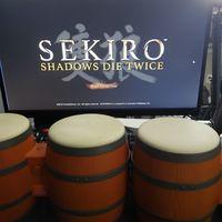 Si Sekiro te parece difícil... hay gente que se lo está pasando con los bongos de Donkey Konga