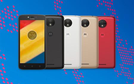 Moto C y Moto C Plus, la línea de móviles más económicos de Motorola que llegarán a México