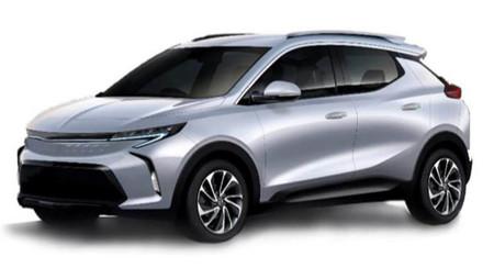 Chevrolet lanzará un SUV eléctrico basado en el Bolt y lucirá justo así