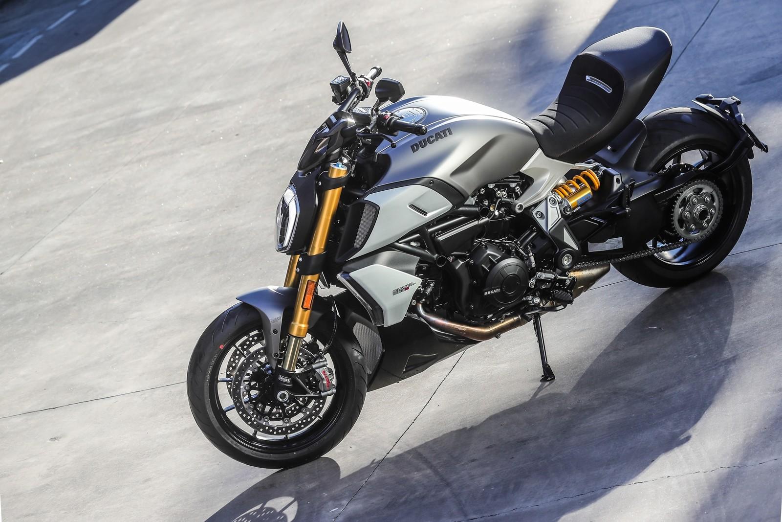 Foto de Ducati Diavel 1260 S 2019, prueba (17/59)