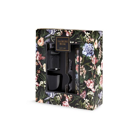 Set De Regalo De Fragancia Floral Para El Hogar