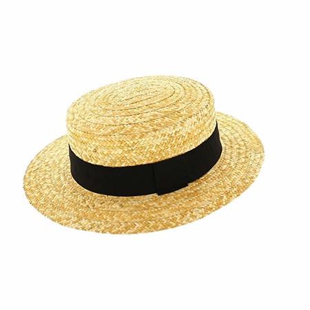Sombrero Paja Canotier