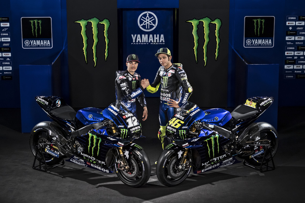 Foto de Monster Energy Yamaha MotoGP 2019 (53/65)