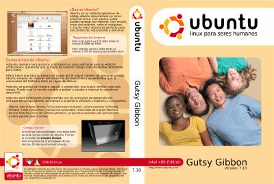 Ubuntu 7.10 Gusty Gibbon ya se puede descargar