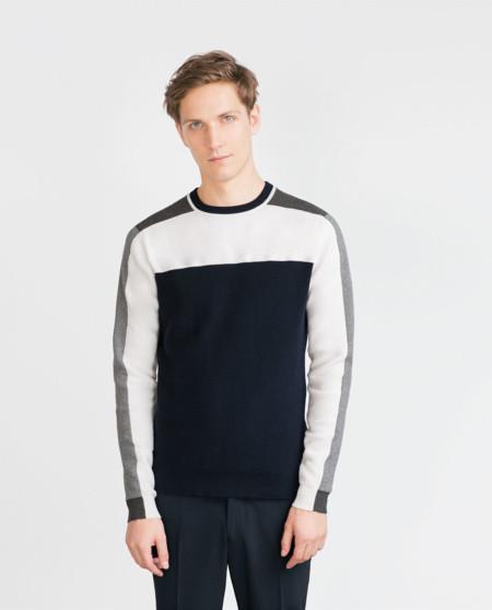 Clon De La Semana Sweater Minimal Neil Barrett Zara