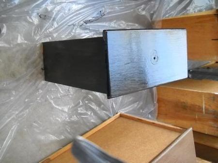 Como pintar y renovar un mueble de madera paso a paso - Muebles de colores pintados ...