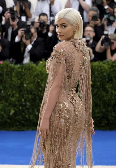 Kylie Jenner, autora de la foto más épica de la Gala del Met