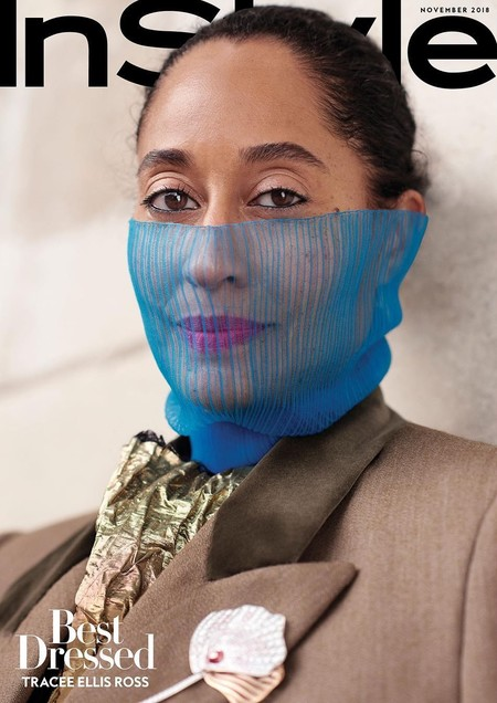 Tracee Ellis Ross Instyle November 02