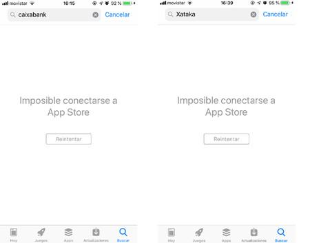 [Actualizado: vuelven a estar operativos] La App Store de Apple y otros servicios no funcionan: te mostramos cuáles y cómo comprobarlo