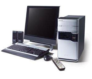 Acer se lanza al mercado de los centros multimedia