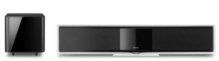 Samsung Blu-Ray Home Theater Sound Bar