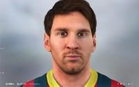 El Leo Messi virtual de 'FIFA 14' de PS4 y Xbox One imita a Mario de 'Super Mario 64'