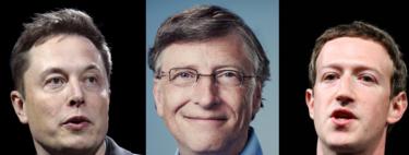 La era de los multimillonarios que quieren 'salvar' el mundo
