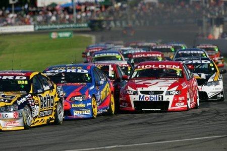 V8 Supercars: el escenario de las carreras