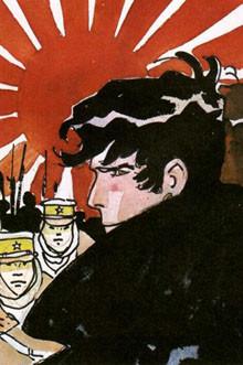 Página web y trailer de 'Corto Maltés, la película', según el cómic de Hugo Pratt