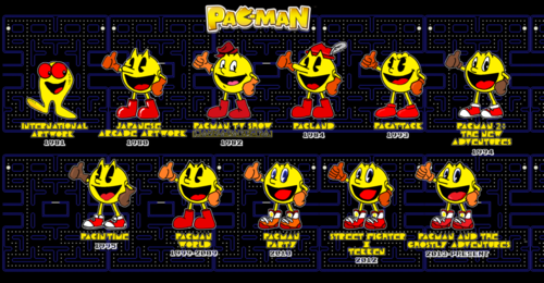 PacMan ya no es un videojuego, es uno de los grandes iconos pop de nuestro tiempo