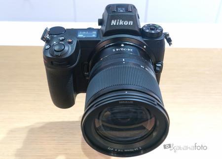 Nikon Z7 y Z6: Toma de contacto con las primeras mirrorless de formato completo de la casa en Photokina