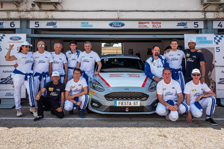 24 Horas Ford 2018 - Equipo 5