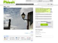 Phlook, imágenes interactivas para tu web
