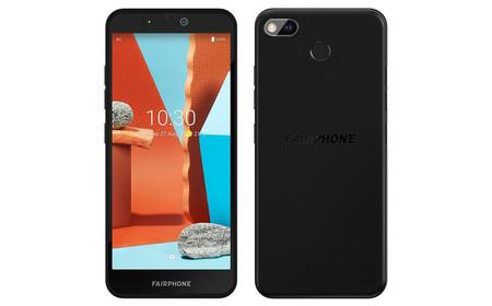 Fairphone 3+: el móvil 'sostenible' se renueva con mejores cámaras y más plástico reciclado