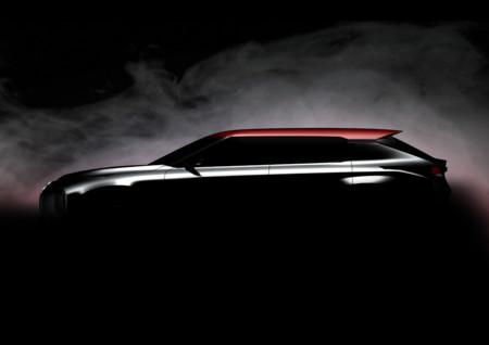 Mitsubishi Ground Tourer Concept o cómo será el SUV coupé de la firma japonesa