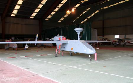 Vigilantes silenciosos: Así son los drones que utiliza el ejército español