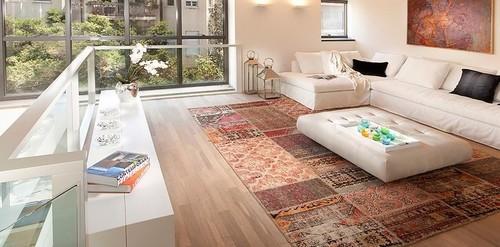 Cubre de calor tu hogar con 11 alfombras llenas de encanto