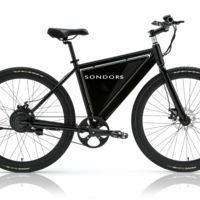 Las bicis eléctricas pueden ser atractivas y asequibles: Sondors Thin