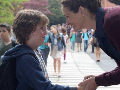 Tráiler de 'Wonder': ñoñería y moralina con Julia Roberts y un deforme Jacob Tremblay