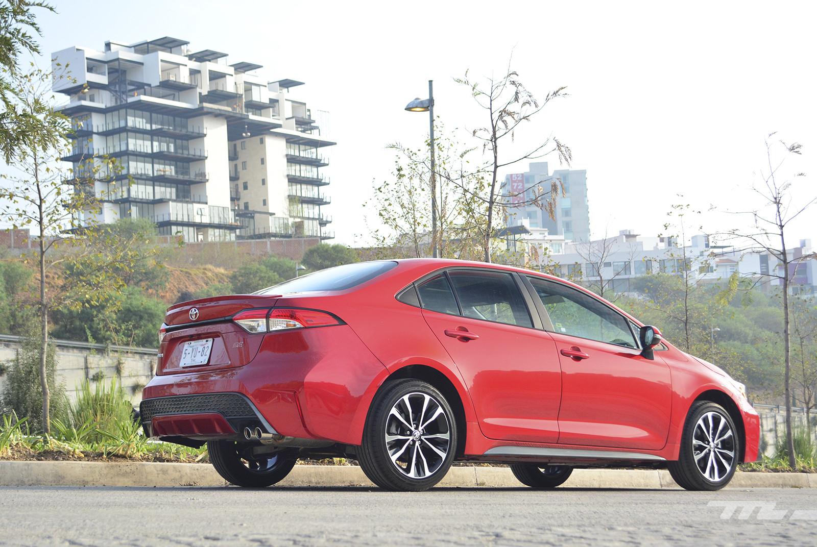 Foto de Toyota Corolla 2020 (prueba) (6/22)