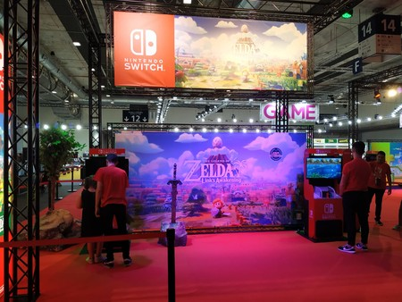 Madrid Games Week - Nintendo
