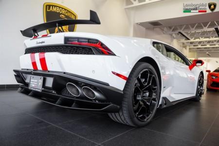Lamborghini lanza tres paquetes de mejoras para su Lamborghini Huracán