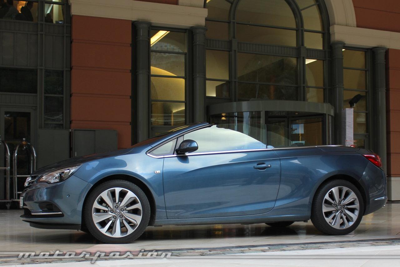 Foto de Opel Cabrio 2013 (presentación) (39/52)