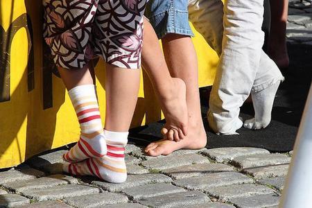 Conocer las diferencias morfológicas de los pies infantiles podría ayudar a diseñar zapatos que se adapten bien