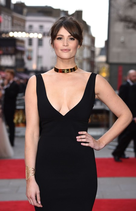 Candidatas Wonder Woman Gemma Arterton