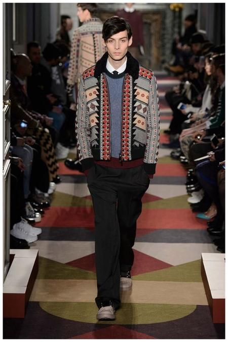 Valentino Men Fall Winter 2015 Menswear Collection 046