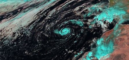 Europa sí ha sufrido huracanes: un fenómeno muy raro que, según los expertos, puede estar a punto de hacerse mucho más común