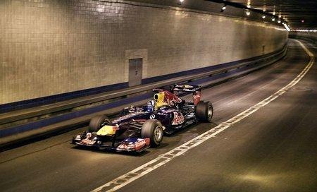 Red Bull nos enseña su espectacular video en Nueva York