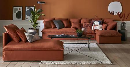 La Redoute Interieurs presenta las tendencias y novedades para este otoño en el que apuestan por el estilo boho chic y los tonos calabaza