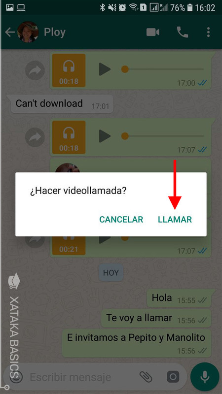 Video Whatsapp 2