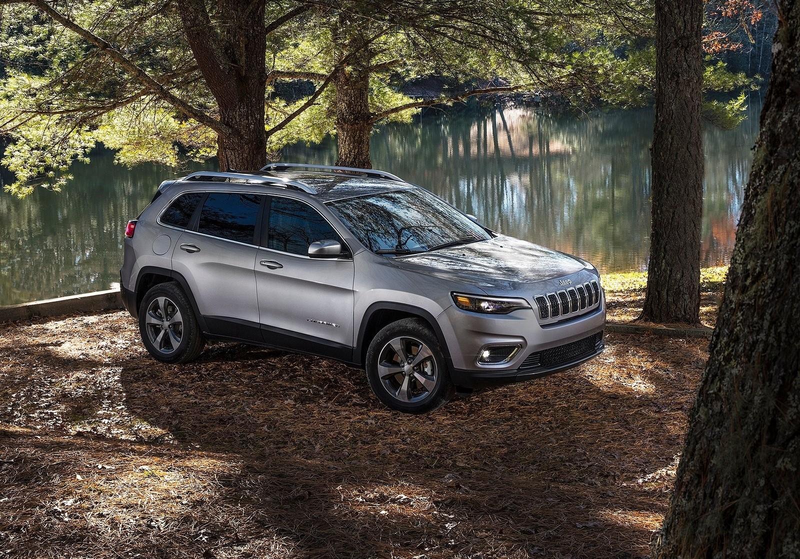 Foto de Jeep Cherokee 2019 (1/8)