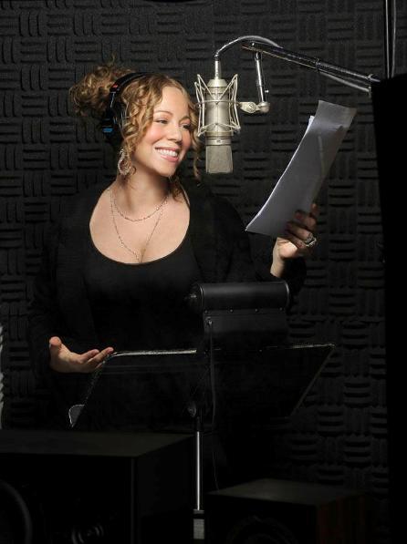 Mariah Carey se despega de la cuarentena... ¡Felices 42, chata!