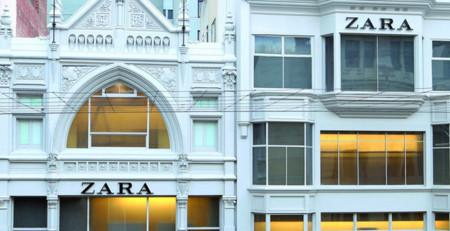 Zara Melbourne tienda