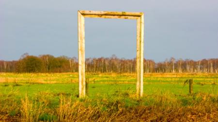Puerta campo