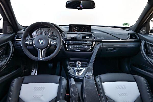 Foto de BMW M3 CS (11/13)