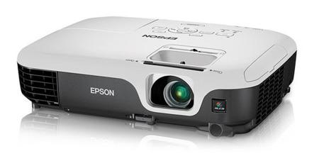 Epson lanza dos nuevos proyectores a precios populares